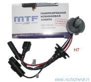 MTF Лампа H7 6000k