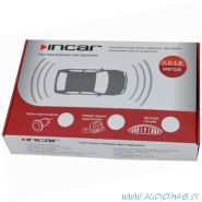 Incar PT-1043B (видеопарктроник 4д. black LCD3.5)