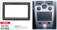 Carav 11-151 (2DIN Renault Megane 2002-2009)
